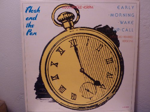 Flash & The Pan - Early Morning Wake Up Call (Extended Version)